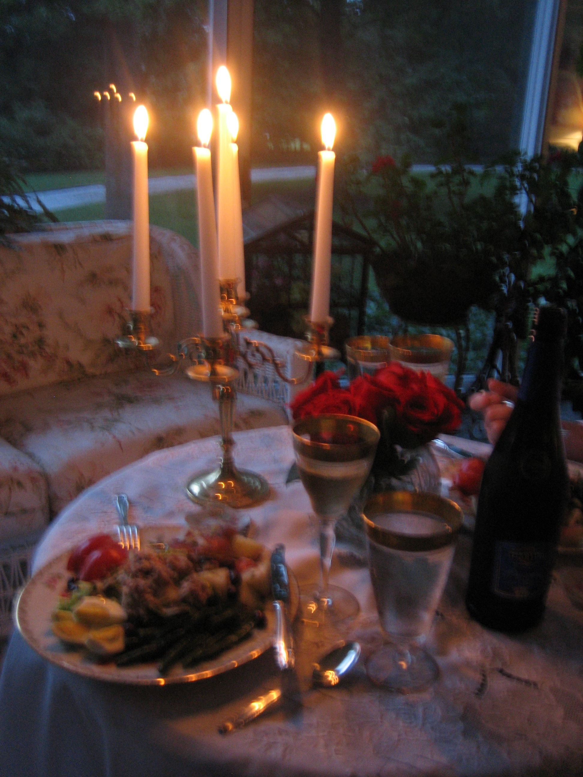 Romantic Dinner For Two Recipes: A Little Romance Please