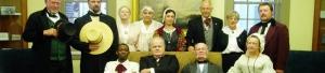 UGRRenactment historic people