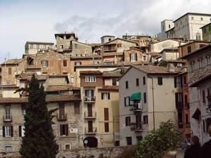 Perugia-vista02 perugia ital